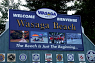 Welcome to Wasaga Beach sign at 4 entrance points to the beach